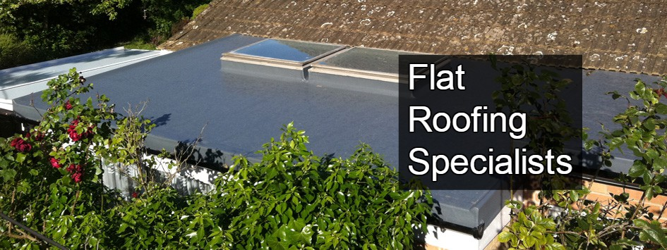 we can repair and install your flat roofing in york