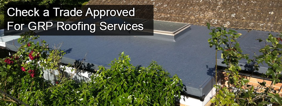 Minster roofers are check a trade approved for GRP roofing in york