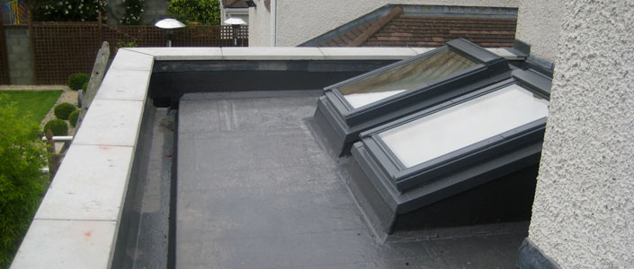 our team are well versed in the installation of fibreglass roofing in york
